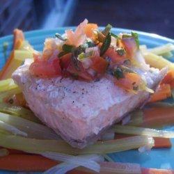 Provencal Salmon recipe