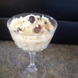 Old Fashion Rice Pudding recipe