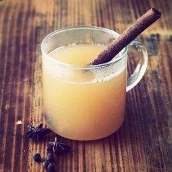 Hot Spiced Cider recipe