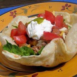 San Antonio Taco Salad recipe