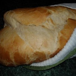 Rustic Sourdough Bread With Starter recipe