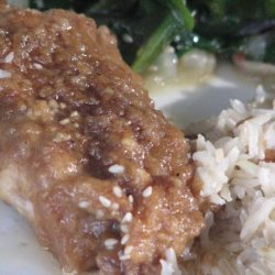 Chicken Thighs With Chinese Five Spice Powder recipe