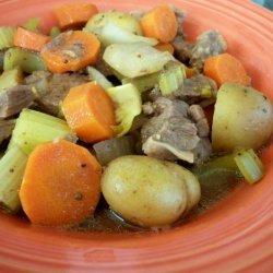 Max's Beef Stew recipe