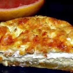 Cheese Quiche Supreme recipe