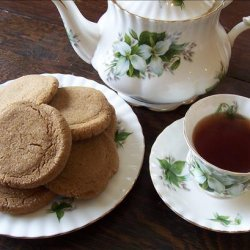 Granny's Molasses Cookies recipe