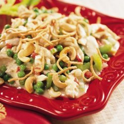 Chicken and Cashews recipe