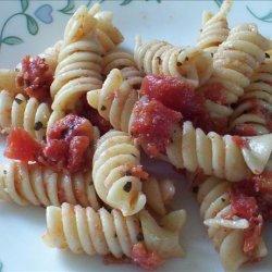 Italian Tomato and Pasta Salad recipe