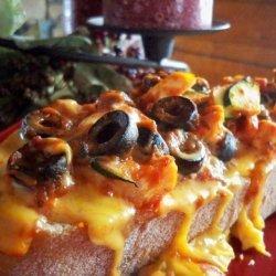 Pizza With Pizzazz recipe