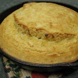 Mary's Skillet Cornbread recipe