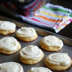 Cream Cheese Butter Cookies recipe