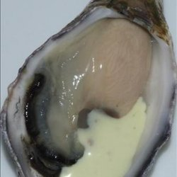 Fire and Ice Oysters with Horseradish Sauce recipe
