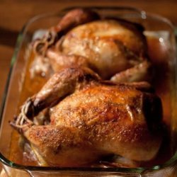 Easy Cornish Game Hens recipe