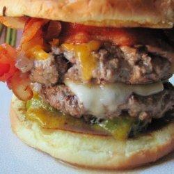 The Lure Burger recipe