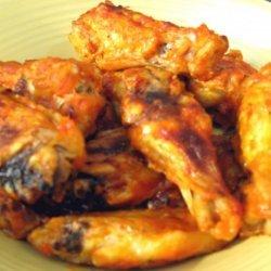 Royal Hot Wings recipe