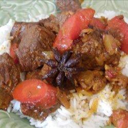 Spicy Beef Stew (Bo Kho) recipe