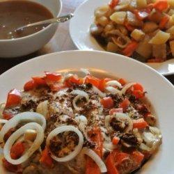 Cajun Pork Loin Roast in a Crock Pot recipe