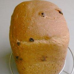 Chocoholics Deeply Delicious Dark Chocolate Raisin Loaf (Abm) recipe