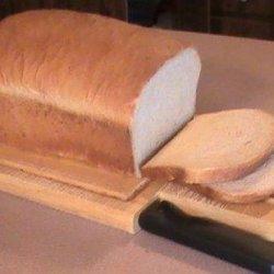 Oatmeal Wheat Sandwich Bread recipe