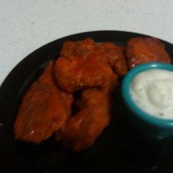 Bryan's Boneless Buffalo Wings recipe