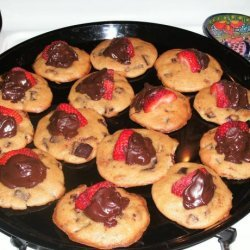 Chocolate Covered Strawberry Cookies recipe