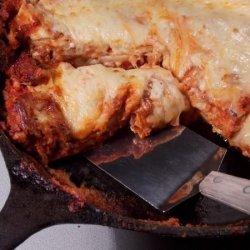One Skillet Lasagna recipe