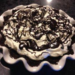 Muddy Fudge Pie recipe