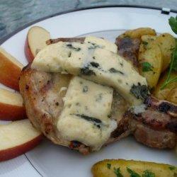 Pork Chop Melts recipe