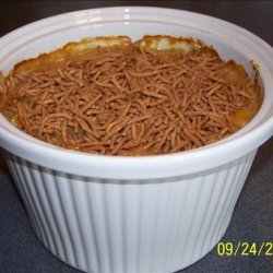Oven Baked Chop Suey recipe