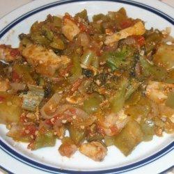 Surprising Chicken Stir-Fry recipe