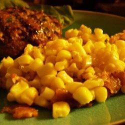 Sour Cream Corn recipe
