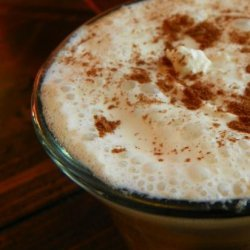 Thanksgiving Latte recipe