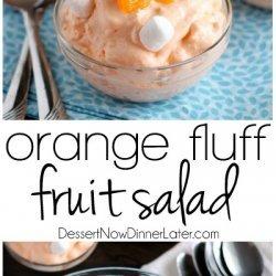 Orange Fluff Salad recipe