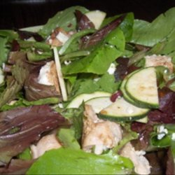 Light and Tangy Chicken and Feta Salad recipe