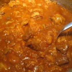 Oh No! No Potatoes! Stew W/ Caraway Dumplings recipe