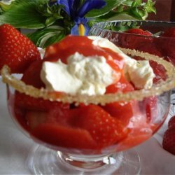 Strawberries to Die for - With Cointreau Sauce recipe