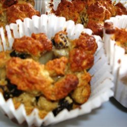 Gluten Free Cluster Muffins With Banana Centre recipe