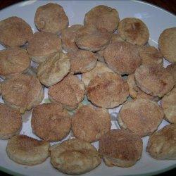 Native American Feast Day Cookies recipe