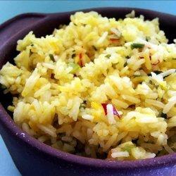 Royal Thai Rice recipe