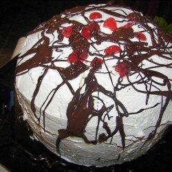 Black Forest Delight Cake recipe