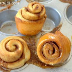 Pecan Sticky Buns recipe