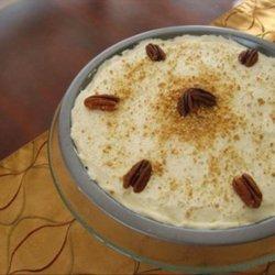 Grandma's Completely Different Pecan Pie recipe