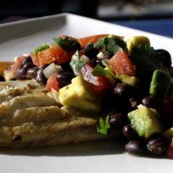 Catfish With Southwestern Relish recipe