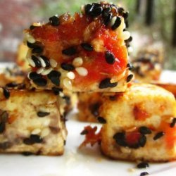 Spicy Lemongrass Tofu recipe