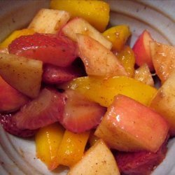 Chinese Spiced Fruit Salad recipe