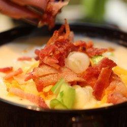 Baked Potato Soup recipe