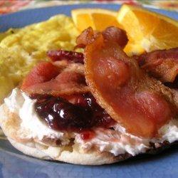 English Muffins With a Kick recipe