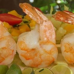 Garlic Grilled Shrimp recipe