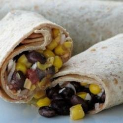 Make Ahead Lunch Wraps recipe