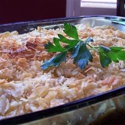 Potato Chip Chicken Casserole recipe