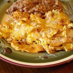 Chilaquiles II recipe